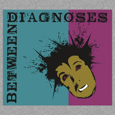 Between Diagnoses Graphic T-Shirt