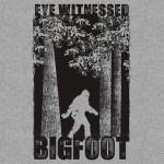 NP Rewind – Eye Witnessed Bigfoot Graphic T-Shirt