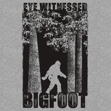 Bigfoot Graphic T-Shirt