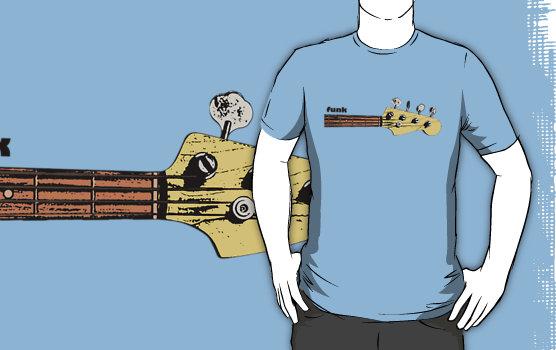 Funk Bass Graphic T-Shirt