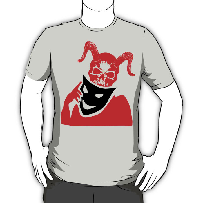 Devil in Disguise Graphic T-Shirt