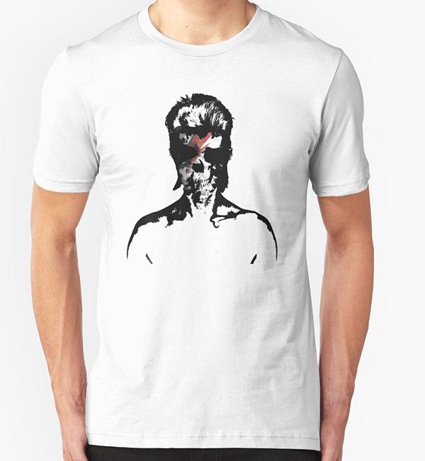 David Bowie T-Shirt for sale!