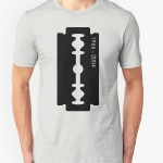Dimebag Darrell Razor Necklace Graphic T-Shirt