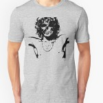 Tribute Jim Morrison t-shirt design