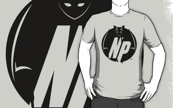 Nocturnal Prototype Graphic T-Shirt