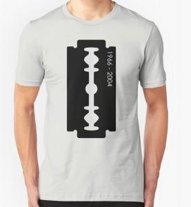 Dimebag Darrell Razor Necklace Graphic T-Shirt